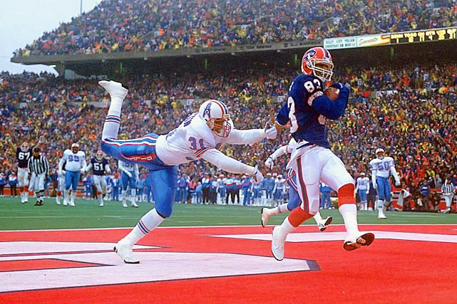 Andre Reed Comeback