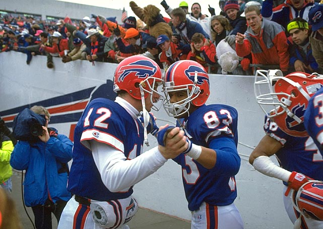 Andre Reed Jim Kelly
