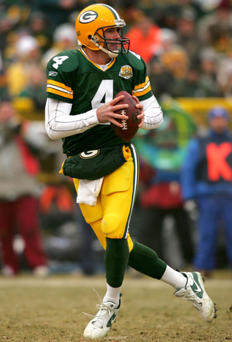 December 30, 2007 at Lambeau Field in Green Bay, Wisconsin.