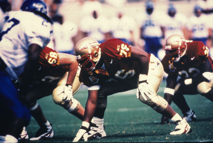 Walter Jones FSU