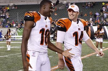 NFL: Preseason-New York Jets at Cincinnati Bengals