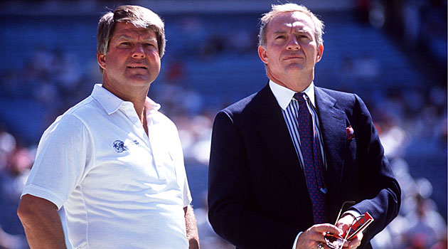 JIMMY JOHNSON AND JERRY JONES