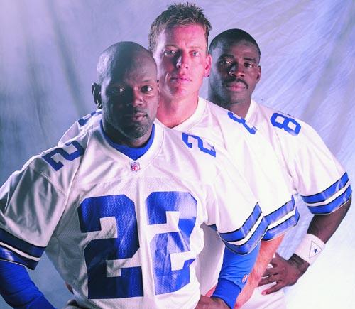 Cowboys-Triplets