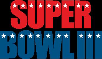 SuperbowlIII-Logo