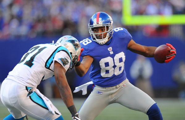 NFL: DEC 27 Panthers at Giants