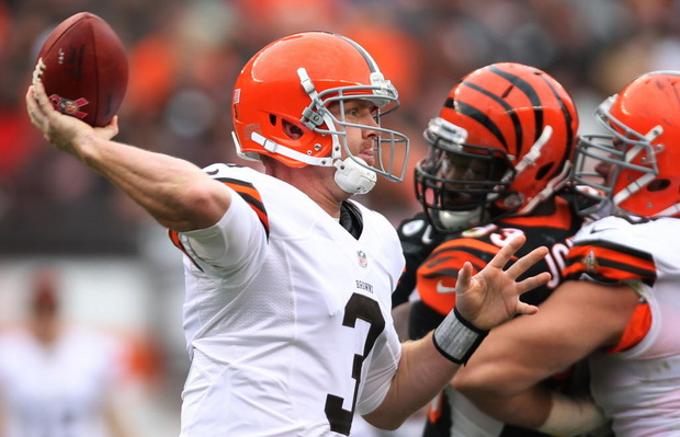 Cleve Browns vs. Cinci Bengals