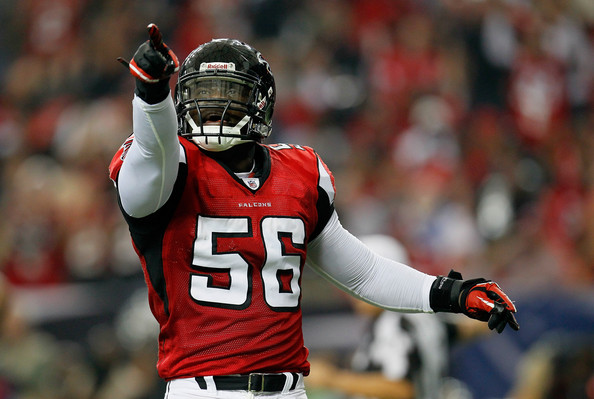 Sean Weatherspoon Falcons