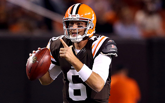 NFL: Preseason-Detroit Lions at Cleveland Browns
