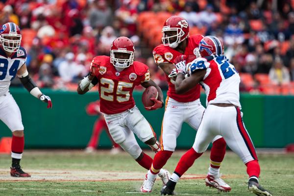 NFL: DEC 13 Bills at Chiefs
