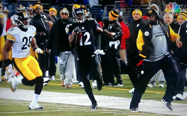 Mike_Tomlin_Tripping_Jacoby_Jones_Ravens_Steelers