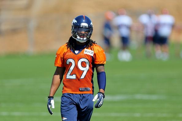 Denver Broncos Rookie Minicamp