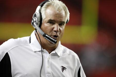 NFL: AUG 22 Pre-Season Titans v Falcons