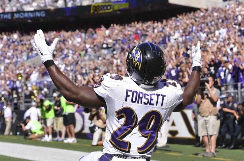 Justin Forsett Ravens