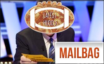 Mailbag 2015