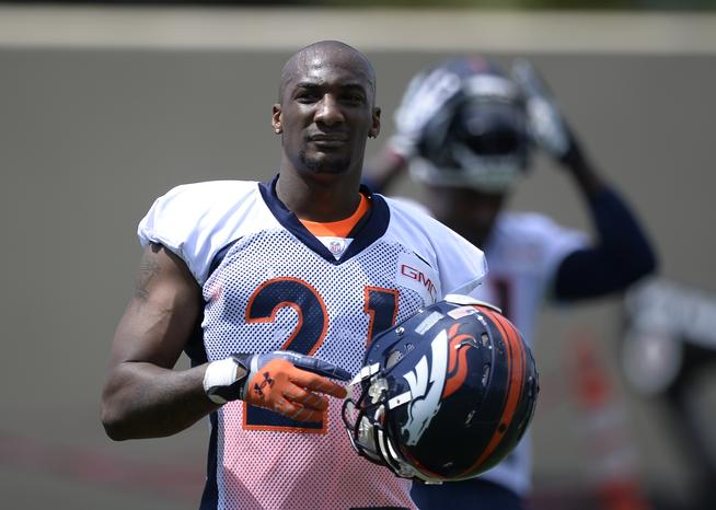Denver Broncos 2014 training camp