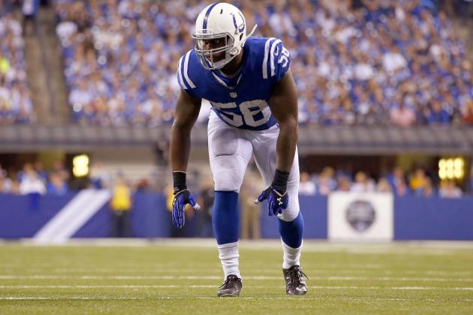 Trent Cole Colts